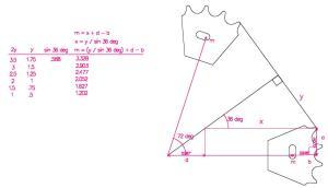 VECTr angle study