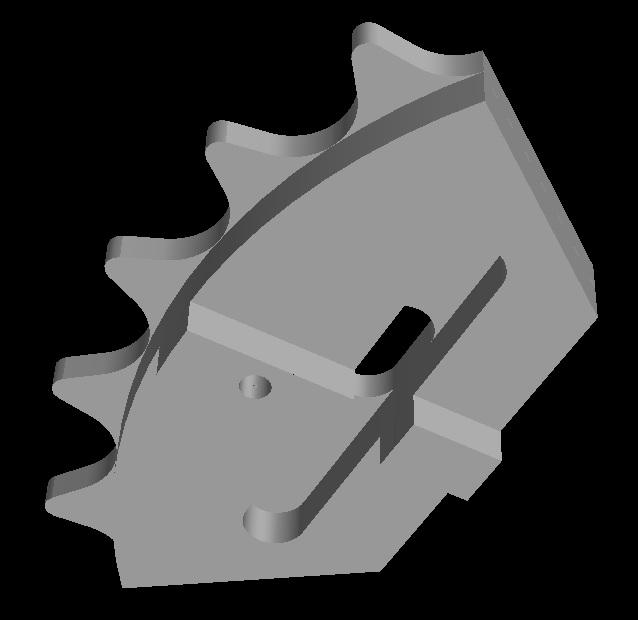 Gear Segment 8-5-19
